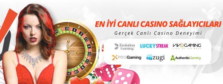 Bynobet giriş canlı casino sağlayıcıları