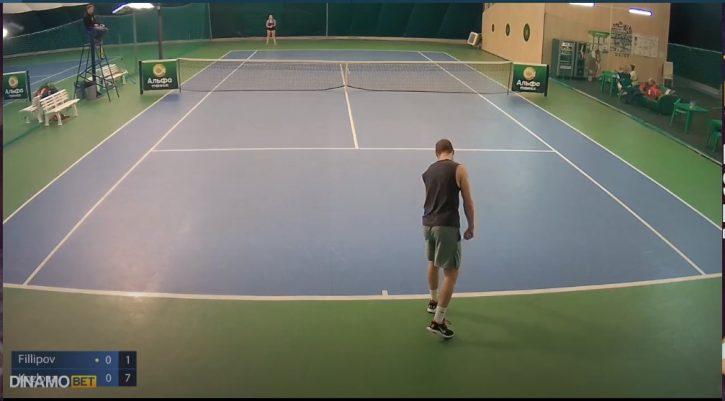 Dinamobet TV tenis maçları