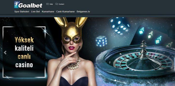 Goalbet giriş sayfası tavşan kız