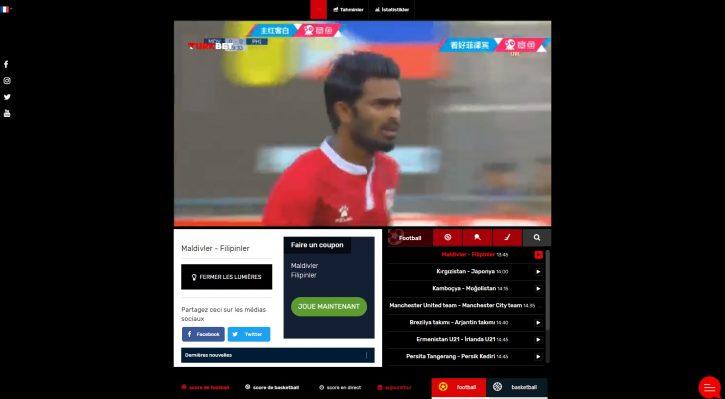 Türkbet tv kanalları